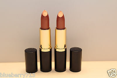 New! 2 x Estee Lauder Lipstick Pure Color 83 Sugar Honey Shimmer, Full Size