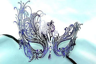 Birthday Party Costume (Swan Metal Prom Carnival Costume Birthday Party Masquerade Ball Bachelor)