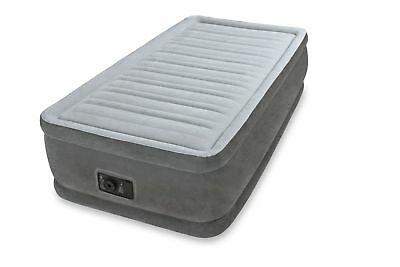 Intex Comfort Plush Elevated Dura-Beam Airbed with Built-In
