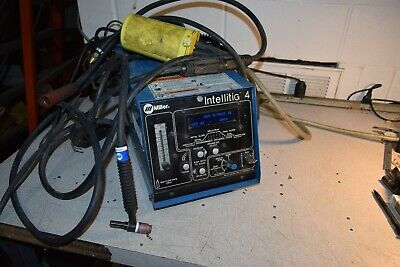 Miller Intellitig 4 Precision Tig Controller