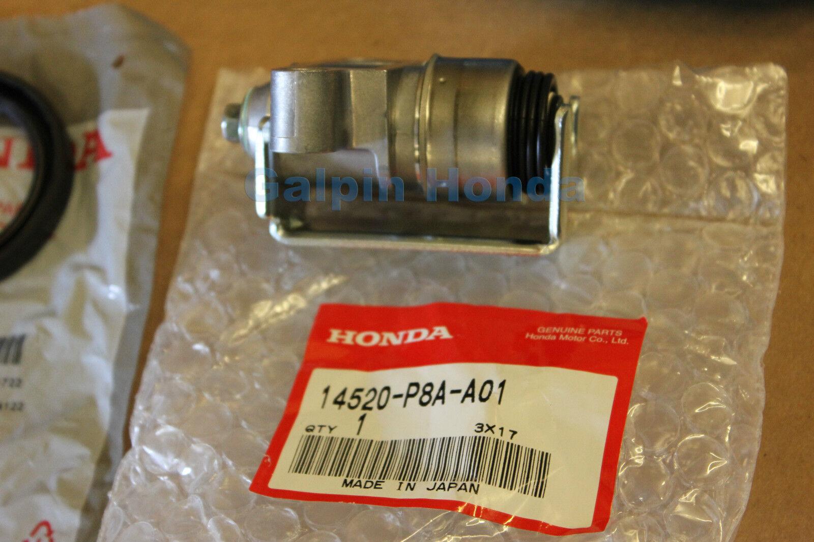 Genuine Oem Acura Cl Tl Honda V6 Timing Belt Water Pump Kit With 2002 4 Of 7 Drive Belts