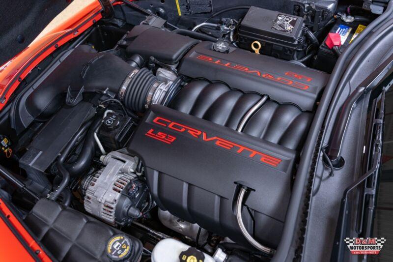 Image 9 Coche Americano usado Chevrolet Corvette 2011