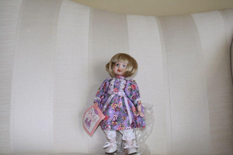 Bette Ball Goebel Doll Club Little Treasure