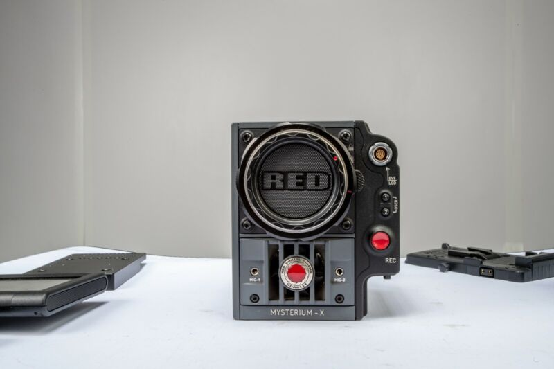 RED Digital Scarlet MX Cinema Camera Bundle