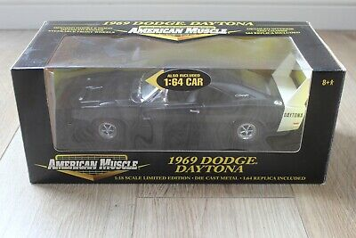 Ertl American Muscle 1:18 Scale 1969 Dodge Hemi Daytona Charger