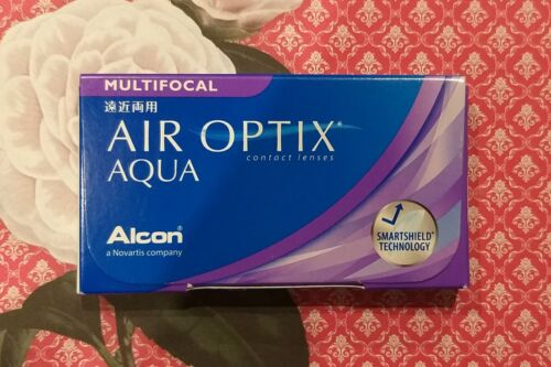 Alcon - Air Optix Aqua Multifocal Kontaktlinsen (2 Monatslinsen)