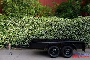 HEAVY DUTY 10x6 Tandem Box Trailers 2000kg LOCAL MADE Penrith Penrith Area Preview