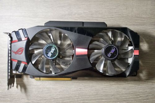 Carte graphique asus geforce gtx 580 matrix 1.5 go gddr5