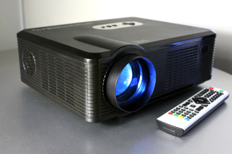Top 10 best 720p projector for Miroir smart hd mini projector