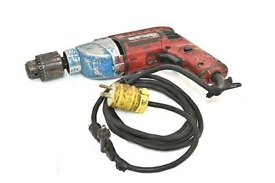 Metabo 526 12 Corded Drill With Key. 120v 564-12 2-13mm Cap