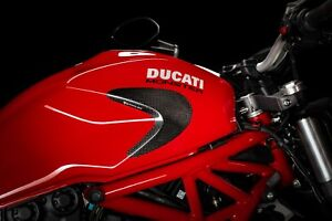 Ducati Monster Carbon Motorcycle Parts Ebay
