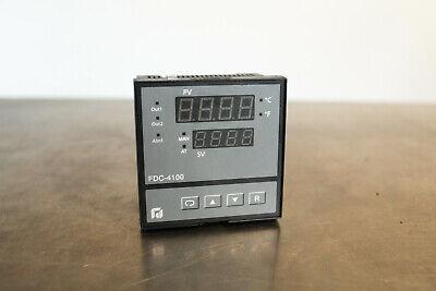 Future Design Controls Fdc-4100-4110100 Process Temperature Controller Etc
