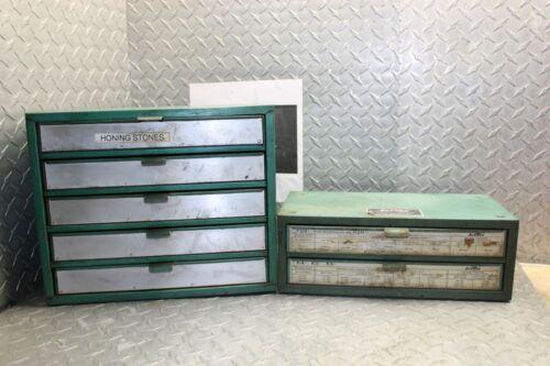 Sunnen Stone Cabinets Lot