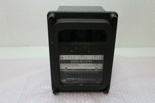 5637  General Electric 12PJC32G56A Instantaneous Overcurrent Relay