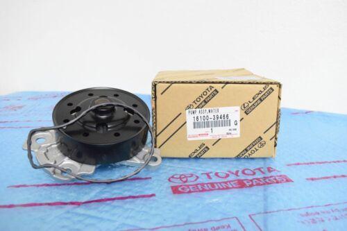 Genuine TOYOTA 4Runner 2010-2017 Water Pump 1610039545 OEM