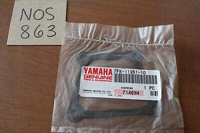 Nos Yamaha Cylinder Gasket 7fk-11351-10 Generator Ef1000 Ef600 Ef900 Ef800 Ef7h