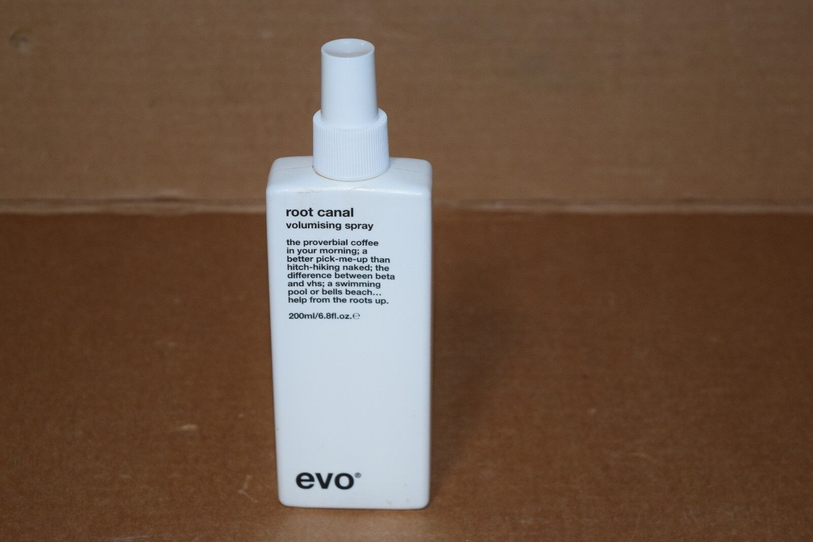 EVO ROOT CANAL VOLUMISING SPRAY HAIR PRODUCT, 6.8 oz