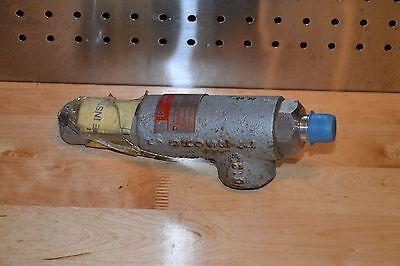 Hydroseal 1ev00 Safety Relief Valve