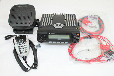 Motorola Xtl2500 P25 Digital 700800 Mhz Dash Mount W Enhanced Mic