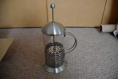 8-Cup Cafetiere by La Cafetiere in Glass and Stainless Steel for sale  Loughton