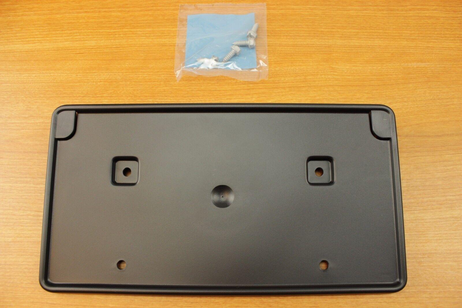 ram  front license plate frame mount bracket mopar oem ebay