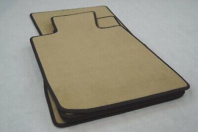 SPORT $$$ Original Lengenfelder Fußmatten passend für BMW E28 5er M5 NEU $$$