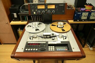 Studer A812 Reel To Reel Recorder in Excellent Condition
