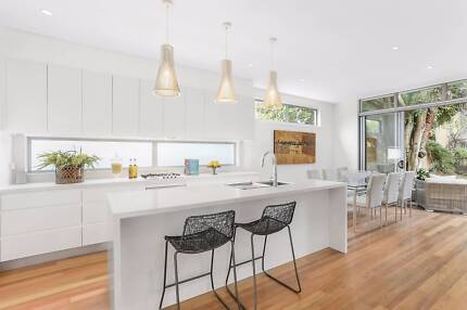 Affordable Custom Kitchen Renovation - FREE QUOTE & DESIGN Drummoyne Canada Bay Area Preview
