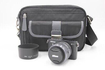 Nikon 1 J3 Mirrorless Camera & 1 Nikkor 30-110mm Lens - w/Case - Grey - #K02466