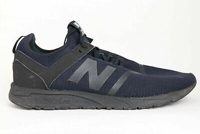 New Balance Men's 247 Sneaker Decon Black/Black Size 12