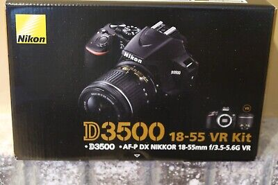 Nikon D3500 18-55 VR Kit (BRAND NEW and Authentic)