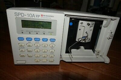 Shimadzu Spd-10a Vp Hplc System Uv Vis Detector Agilent Waters Hp Working Bnh