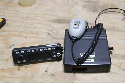 Motorola Mcs2000 Flashport Radio M01hx824w