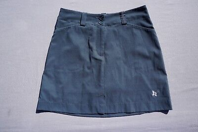 Nike Fit Dry Casual Stretch Golf Skirt, Skort With Pockets  Size 4 EUC