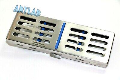 Premium German Autoclave Sterilization Cassette Box Rack Tray 5710 Slot Dental