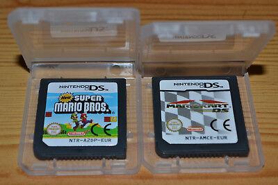 NEW SUPER MARIO BROS & MARIO KART for Nintendo DS