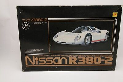 1//64 Kyosho Nissan Racing Car Collection R380-II #10 diecast car model Le Mans