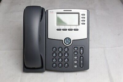 Lot Of 10 Cisco Spa504g 4-line Business Office Display Ip Phones