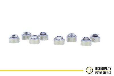 Valve Stem Seal Set Of 8 For Kubota Bobcat 1c010-13150 V1505 V1305.