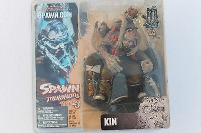 *Mc Farlane  Spawn Mutations* Figur Kin * Serie 23 * NEU&OVP!