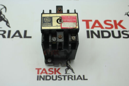 General Electric CR120B 020 Series A Contactor