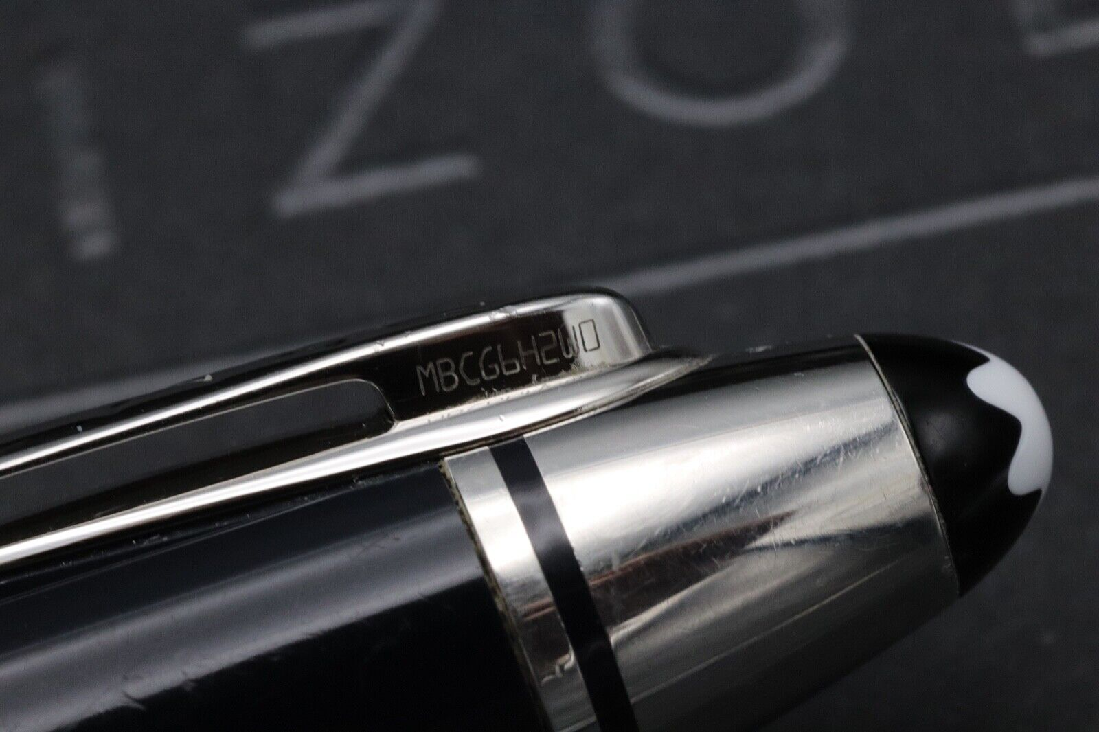 Montblanc Great Characters JFK Blue Special Edition Rollerball Pen 5