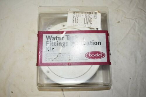 NEW Todd Marine 90-2218 Water Tank Fittings Relocation Kit