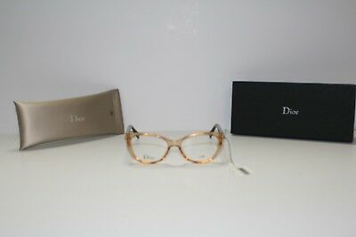 DIOR EYEGLASSES WITHCASE AND CLEANING CLOTH COMES IN DIOR BOXES. MADE IN ITALY.