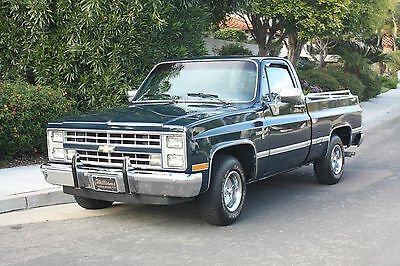 Image 1 of 1986 Chevrolet Silverado…