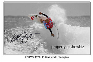 KELLY-SLATER-signed-poster-large-in-size-perfect-for-surfing-fans