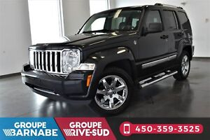 Jeep Liberty LIMITED - GPS - TOIT OUVRANT - CUIR -