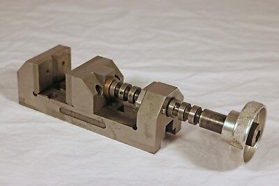 Precision Machinists Toolmaker Vise - 1 1516 Jaw - Ground Hardened Steel