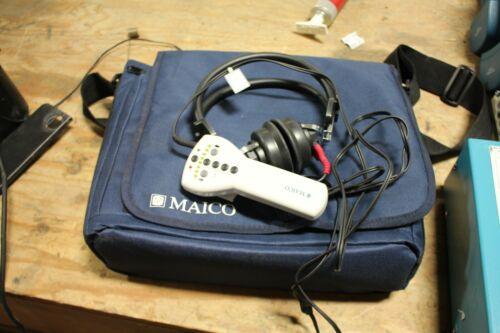 Maico MA 1 Handheld Audiometer