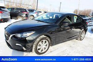 2014 Mazda Mazda3 GX *A/C*29,34$/sem*